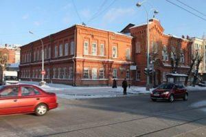 Свердловский мужской хоровой колледж