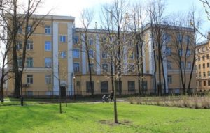Санкт-Петербургский техникум библиотечных и информационных технологий