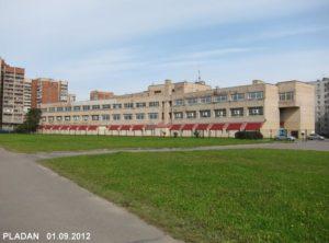 Санкт-Петербургский морской технический колледж