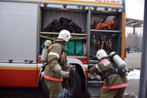 Технический пожарно-спасательный колледж № 57 имени Героя Российской Федерации В.М. Максимчука