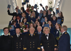 Санкт-Петербургский морской рыбопромышленный колледж (обособленное подразделение ФГБОУ ВПО «КГТУ»)