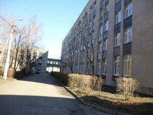 Петродворцовый колледж