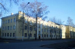 Ломоносовский морской колледж ВМФ