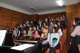 Кызылский колледж искусств имени А.Б. Чыргал-оола