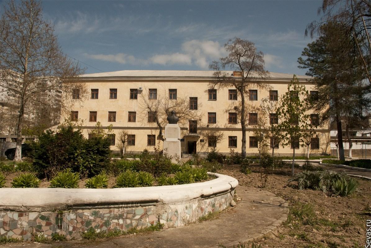 Севастопольский промышленно-технологический колледж имени маршала инженерных войск А.В. Геловани