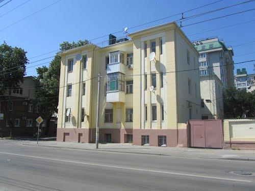 Ростовский-на-Дону автотранспортный колледж