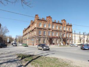 Ивановское профессиональное училище-интернат