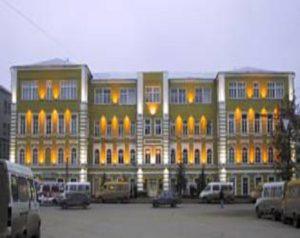 Самарский колледж железнодорожного транспорта им. А.А.Буянова