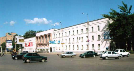 Самарский многопрофильный колледж