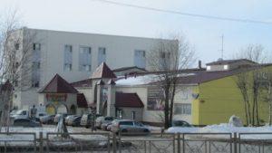 Омский автотранспортный колледж — филиал в Нижневартовске