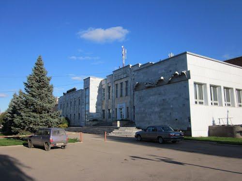 Балаковское училище искусств (техникум)