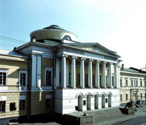 Учреждение Российской академии медицинских наук образовательное учреждение среднего профессионального образования техникум Медицинское училище РАМН