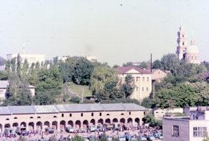 Профессиональное училище №24 г. Рыльска Курской области