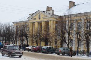 Вышневолоцкий колледж
