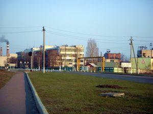 Профессиональное училище № 40 г. Лиски