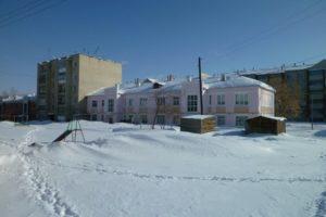 Бывшее профессиональное училище № 14 (ГБПОУ КГСТ, корпус №6)
