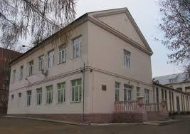 ДМИТРОВСКИЙ ТЕХНИКУМ (Бывший Индустриально-промышленный техникум)