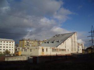Профессиональное училище № 12 г. Воркуты