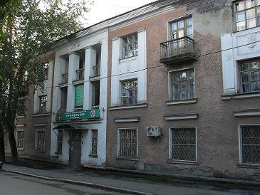 Свердловский областной медицинский колледж — Краснотурьинский филиал