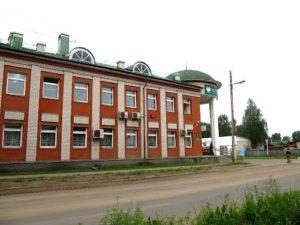 Профессиональное училище № 48 г. Лузы
