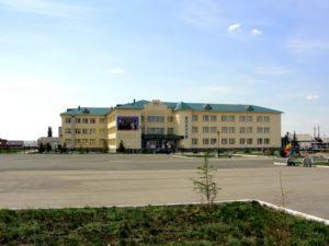 Акъярский горный колледж имени И. Тасимова