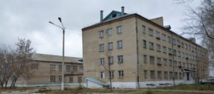 Аргаяшское медицинское училище