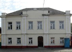 Ливенское медицинское училище