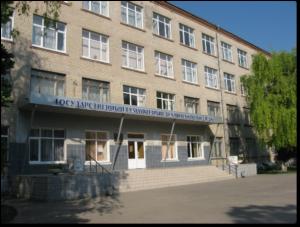 Азовский гуманитарно-технический колледж — Кулешовский филиал